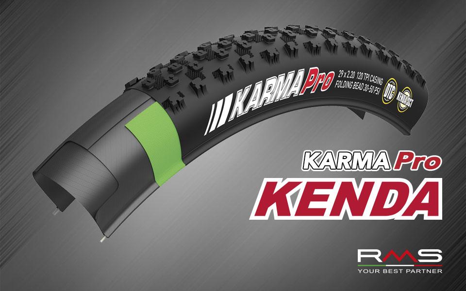 Ecco Kenda Karma, la copertura per XC adatta dallo sterrato al fango: scopritela più da vicino!