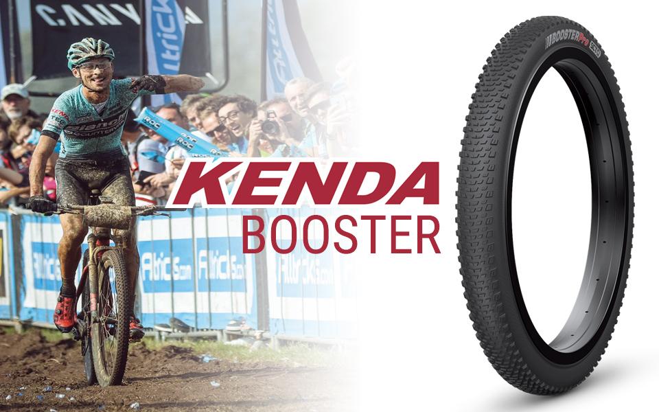 Booster, il nuovo modello di Kenda per l