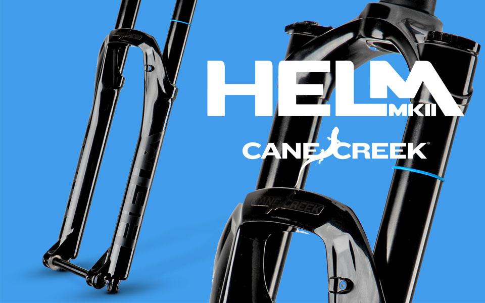 Helm MKII,  la nuova forcella di Cane Creek!