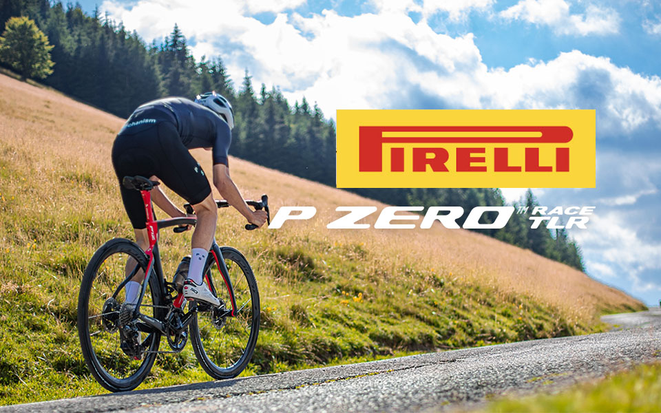 PZERO™ RACE TLR, i tubeless ready strada Pirelli!