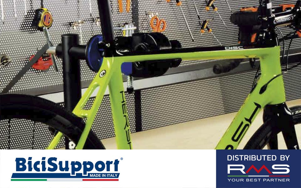 Tutto per la manutenzione bici nel nostro magazzino: RMS distribuisce BiciSupport!