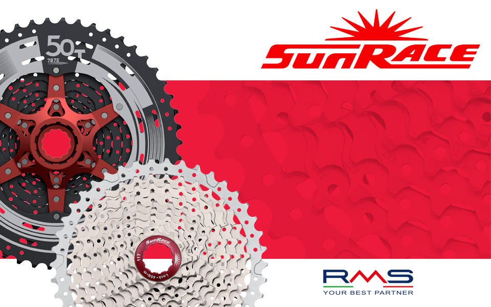Sunrace MTB 11V Light e Super Light 11-50: la sintesi perfetta tra forma e sostanza!