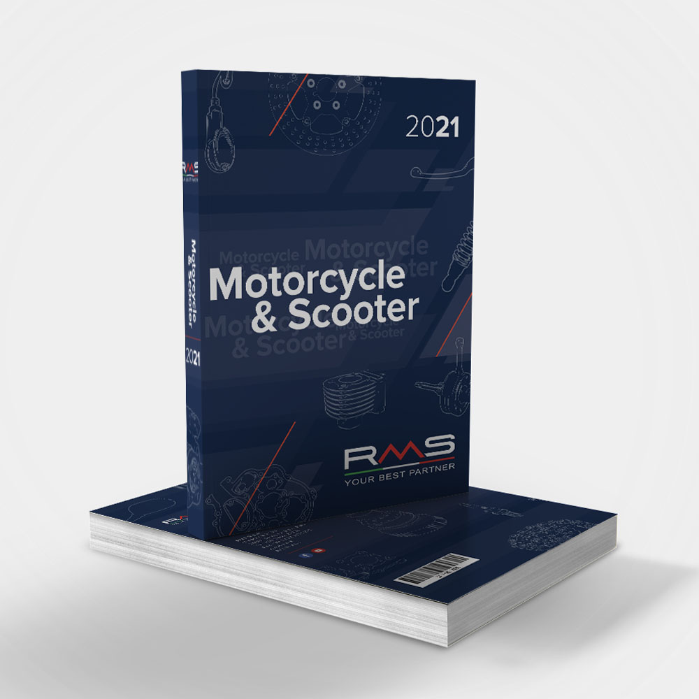CATALOGO MOTO & SCOOTER 2021