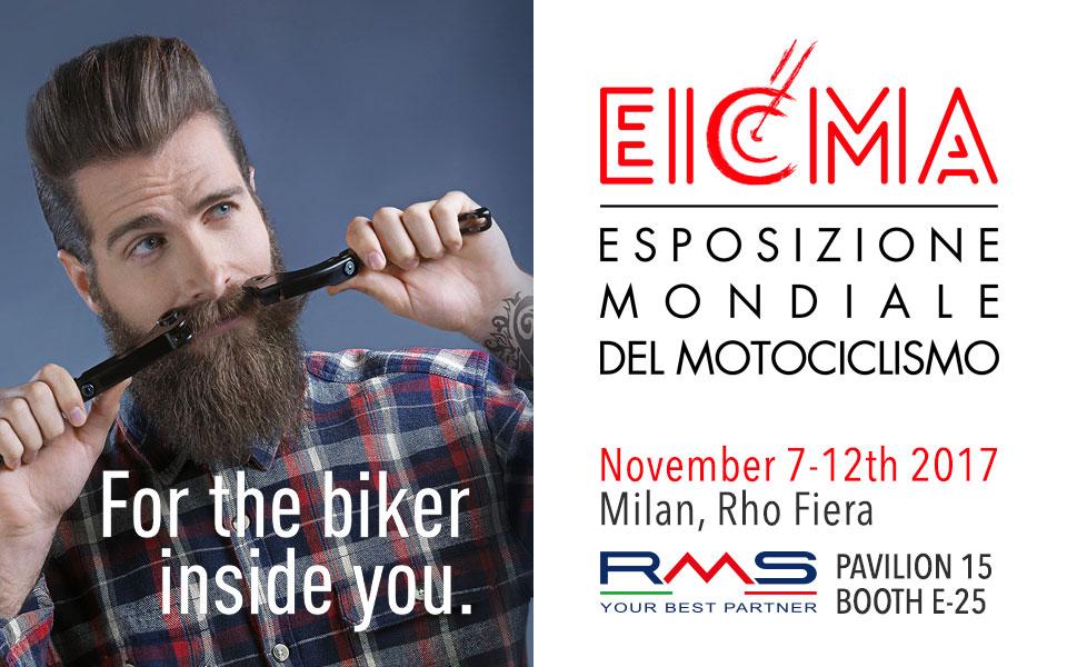 Cataloghi moto 2018, nuovo B2B e tante altre novità: RMS vi aspetta a EICMA Milano!