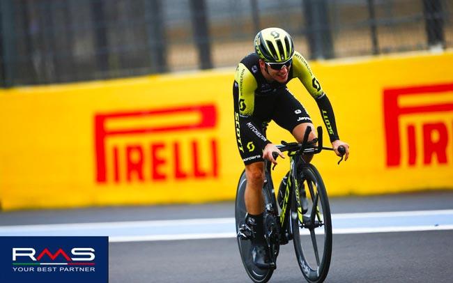 Pirelli e Mitchelton-Scott: dal Tour 2018 una collaborazione per tubolari sempre più perfetti
