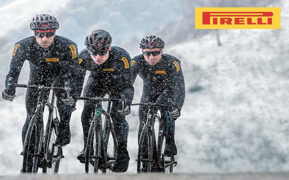 Piega l'inverno al tuo controllo con Pirelli