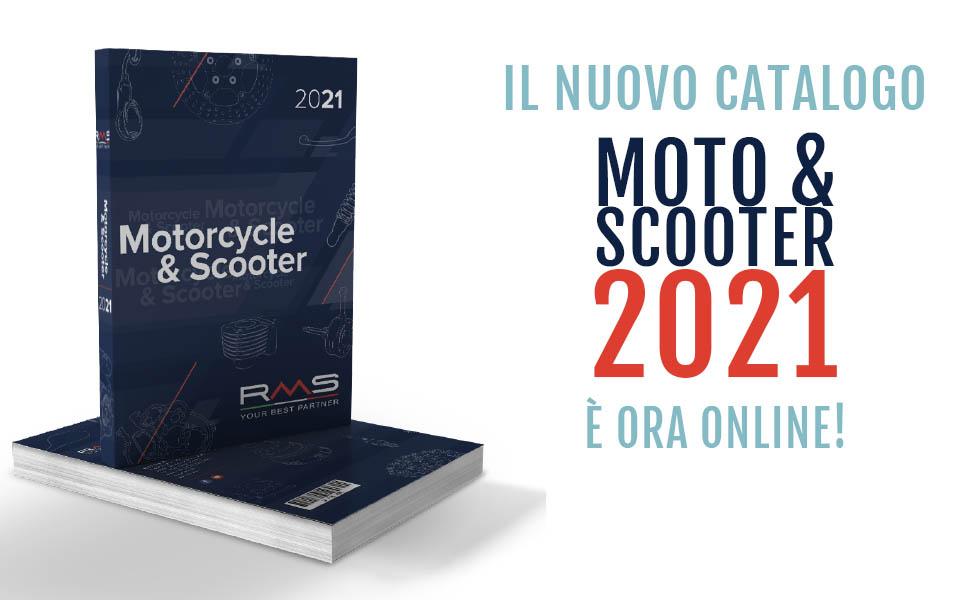 Catalogo Moto&Scooter 2021