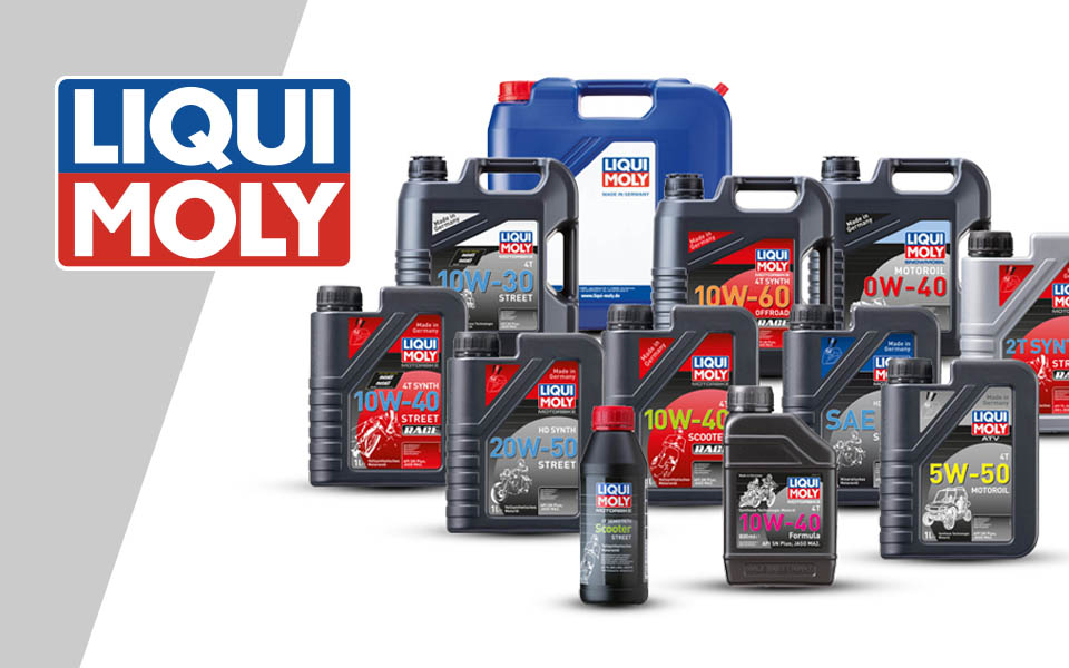 RMS DISTRIBUISCE LIQUI MOLY