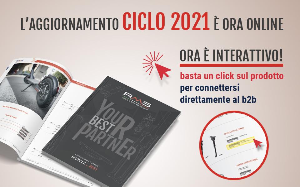 Aggiornamento 2 Catalogo Ciclo 2021