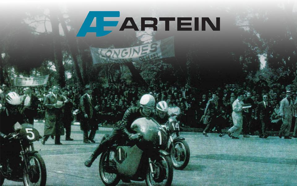 Scopri le guarnizioni moto d'epoca Artein!