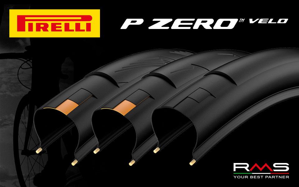 PZero Velo, TT, 4S: sveliamo i dettagli dei copertoni bici Pirelli distribuiti in esclusiva da RMS!