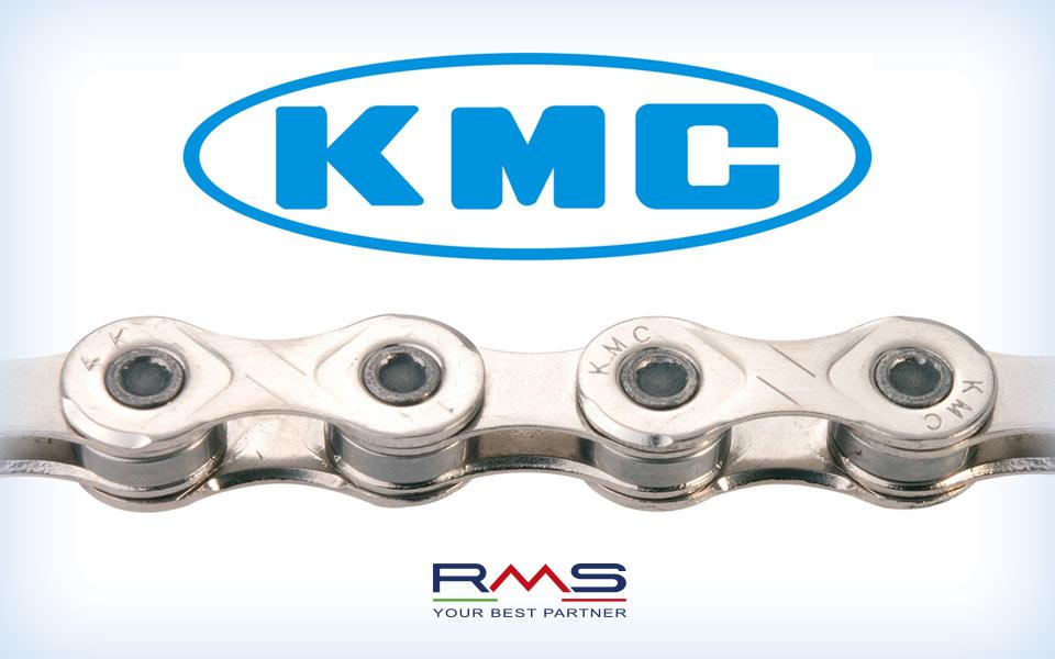 X11 E: la miglior catena per e-bike è firmata KMC - e distribuita da RMS!