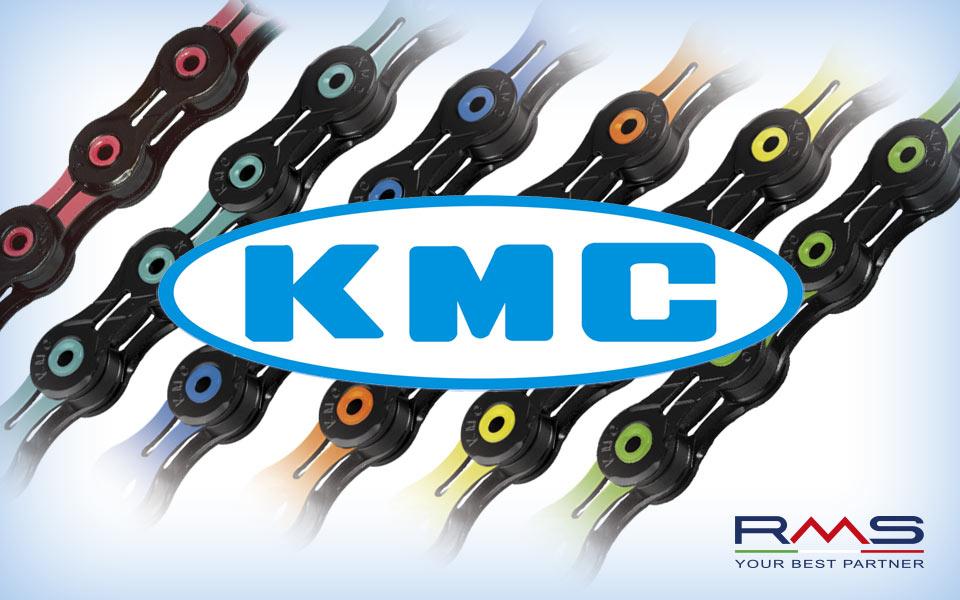 Leggera, resistente, colorata: ecco KMC X11 SL DLC, un diamante nella proposta RMS!