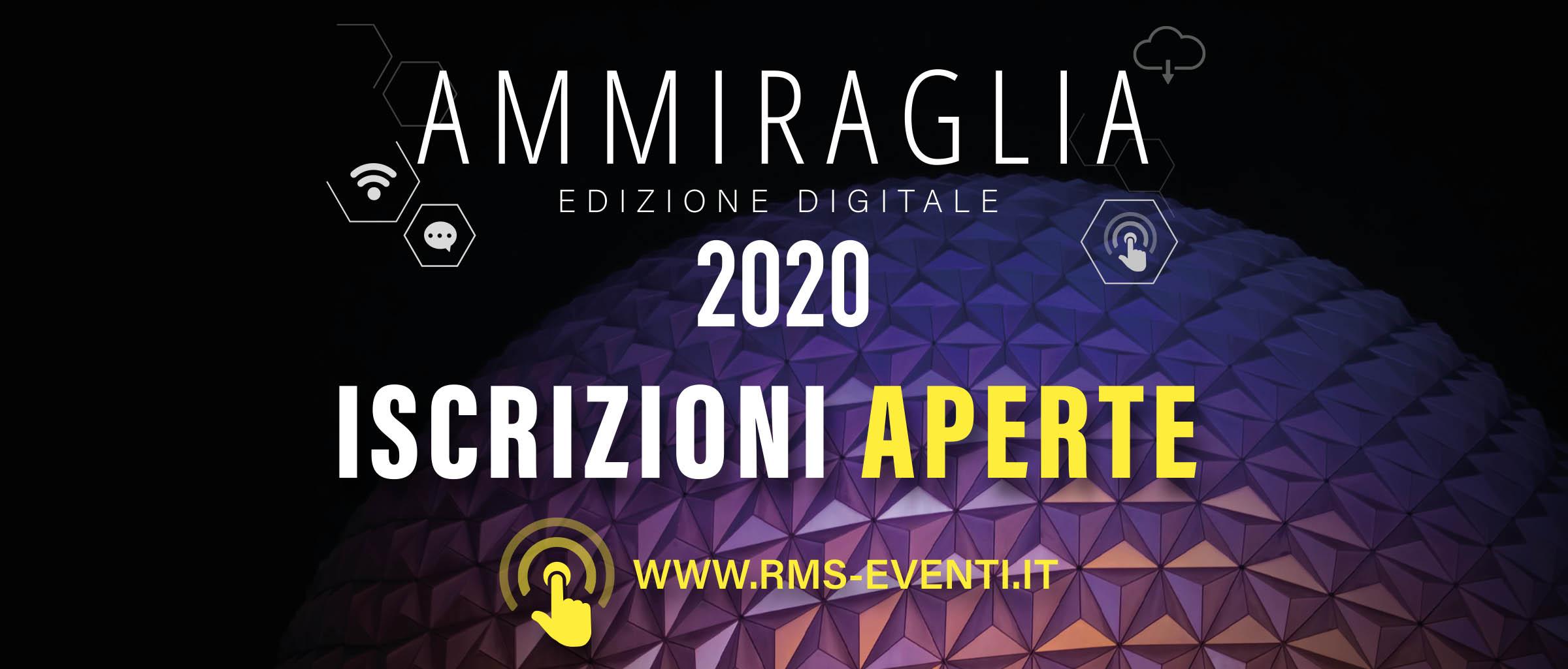 AMMIRAGLIA 2020